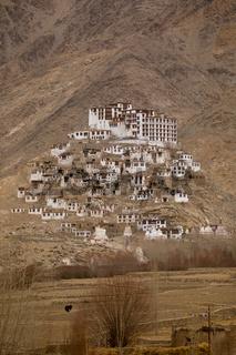 Takthok Monastery, Ladakh, Jammu and Kashmir, India