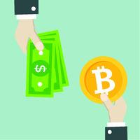 Hands Bitcoin Exchange