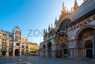 Church on San Marco square