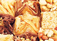 Oriental Sweet Baklava