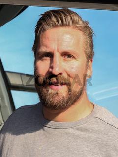 Sportlicher Leiter Oliver Roggisch (Rhein-Neckar Löwen) DKB Handball Bundesliga Saison 2018/2019