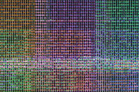 Abstract background, pattern of a digital glitch