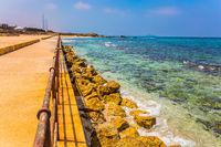 The ancient Caesarea