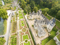 Usse Castle, Usse, Indre et Loire, Loire Valley, France