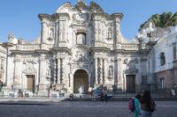 Compania Church Quito