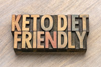 keto diet friendly in wood type