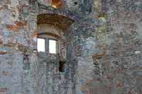 Castle ruin Alt-Bodman, Bodman-Ludwigshafen, Lake Constance