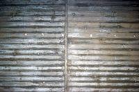 Moist concrete surface