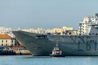Aircraft carrier L-61 Juan Carlos I