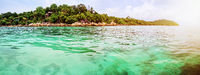 Panorama beautiful nature landscape Koh Lipe island, Thailand
