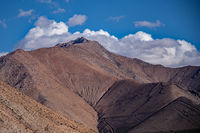 in the montains of Elqui-valley
