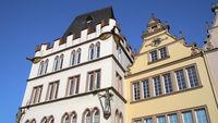 Trier - Altstadthäuser, Deutschland