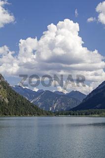 Heiterwanger See in Tirol