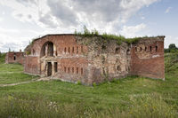 Historic Bobruisk fortress in Belarus (white Russia)