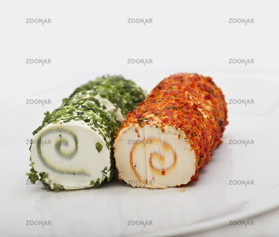 Gourmet Cream Cheese Rolls