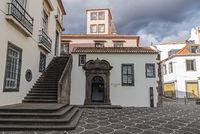 Santo Antonio da Mouraria, chapel, Funchal, Madeira, Portugal, Europe
