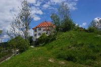 castle Hettingen, swabian alb