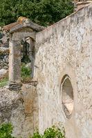 Glockenturm einer kleinen Kapelle auf Mallorca