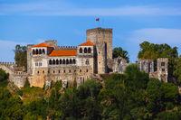 Castle in Leiria - Portugal