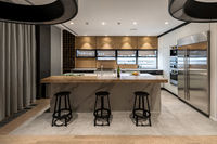 Stylish modern kitchen
