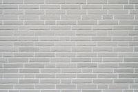 gray clinker brick wall background