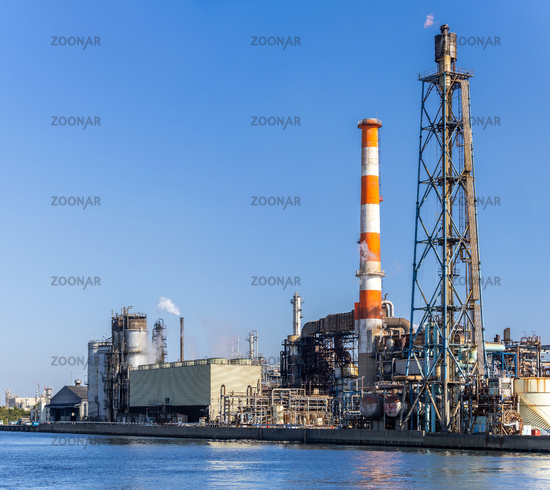 Oil petrochemical Factory