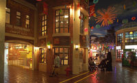 KidZania Dubai provides children and their parents a safe and very realistic educational environment at Dubai Mall