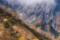 Hakuba Valley Autumn Nagano Japan