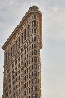 Flatiron Building - Fuller Building in New York City