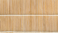 panoramic background of mat from wooden sticks