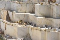 opencast marmor mine