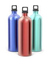 Aluminum sport bottles