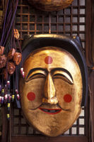 SOUTHKOREA SEOUL TRADITION MASK