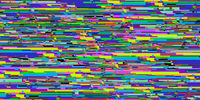 glitch videotape abstract background eighties style 80s