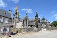 Pfarrbezirk Guimiliau, Bretagne