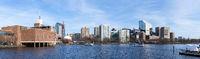 Boston Downtown Panorama