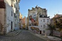 cityscapes of Lisbon IV