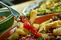 Cowboy Pasta Salad
