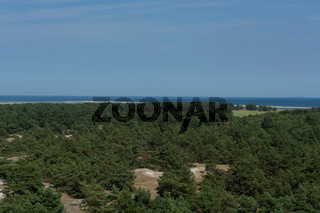 Pictures and impressions of the Baltic coast near Prerow in Germany