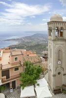 Castelmola in Sicily