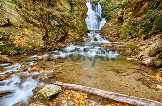 Cascade Waterfall, North Adams, Massachusetts, USA