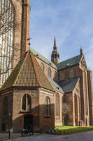 St. Mary's Church, Stralsund, Germany