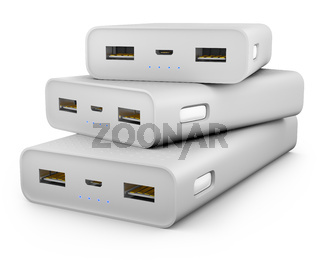 The power banks