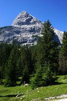 Wetterstein-Mountains, Austria- Tyrol
