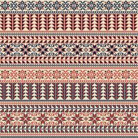 Palestinian embroidery pattern 142