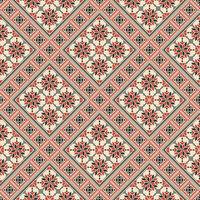 Palestinian embroidery pattern  112