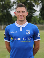Mario Kvesic (1.FC Magdeburg, DFB 3.Liga Season 2019-20)