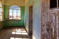 Kolmanskop - ghost town in Namibia