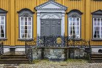 Stiftsgarden Royal Residence, Trondheim, Norway