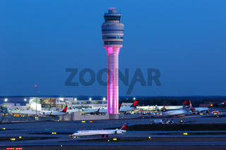 Atlanta Airport ATL Tower